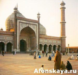 Индия Дели