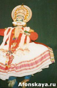 Индия Катакали