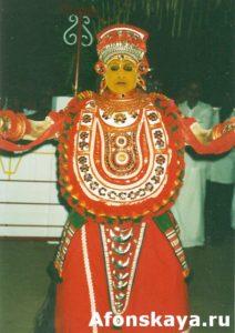 Индия Теям