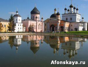 Davidova pustin monastery, Russia
