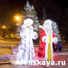 Christmas in Varna