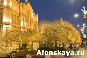 Christmas in Varna