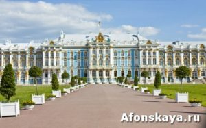 Tsarskoye selo, palace