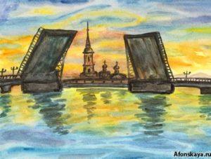 Санкт-Петербург картина