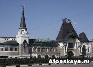 Москва Ярославский вокзал