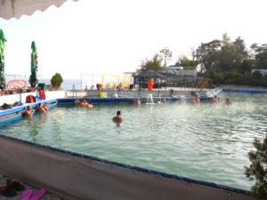 Болгария термальный бассейн