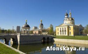 Москва Рогожская слобода