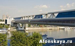 Москва Багратионовский мост