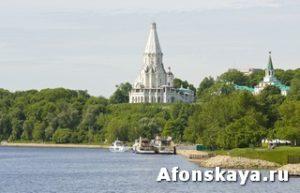 Москва церковь Вознесения в Коломенском