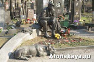 Москва Новодевичье кладбище
