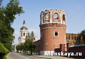 Москва Донской монастырь