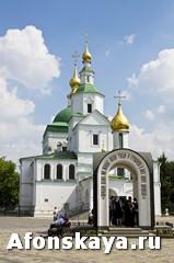 Москва Данилов монастырь