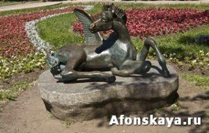 Москва памятник Сергею Есенину