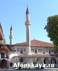 Бахчисарайский дворец Крым