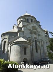 Ялта Крым армянская церковь святой Рипсиме