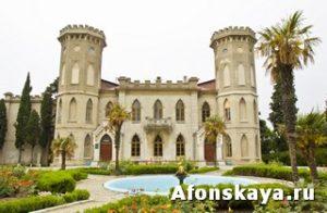 Дворец Гаспра Александрия Крым