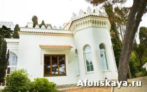 Дворец Кичкине Крым