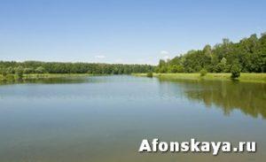 Москва Измайловский парк Лебедянский пруд