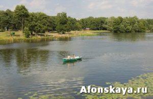Москва парк Кузьминки