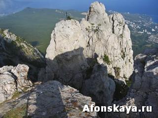 гора Ай-Петри Крым