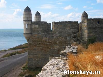 крепость Ени-Кале Крым