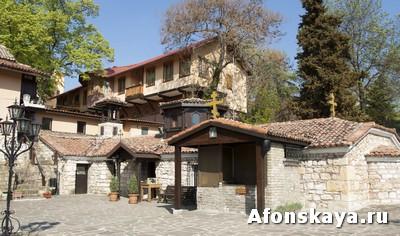 Святой Константин и Елена, Болгария