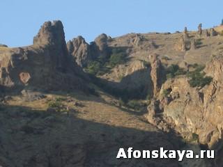 Крым Карадаг