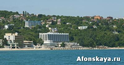 отель палас Святой Константин и Елена Болгария