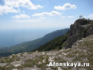 Беседка ветров Крым