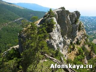 Боткинская тропа Крым