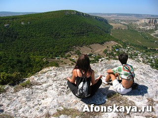 Крым горы