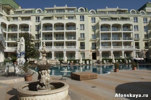 отель Романс Святой Константин и Елена