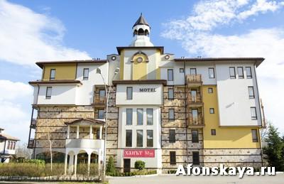 отель ханат святой константин и елена