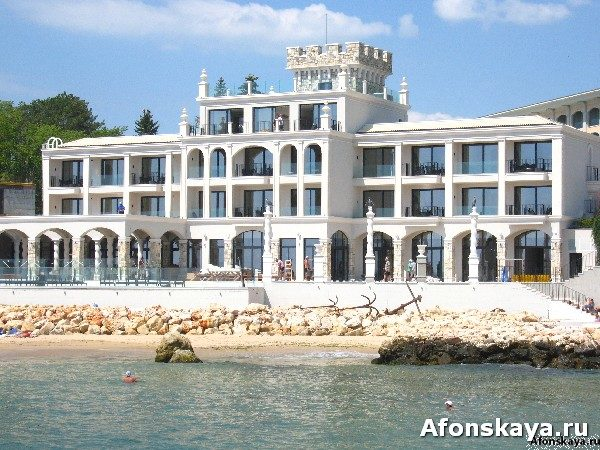 вилла чинка курорт святой константин и елена болгария