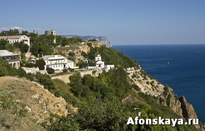 Крым Свято-Георгиевский монастырь
