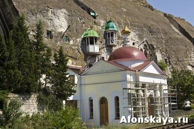 Крым Инкерманский монастырь