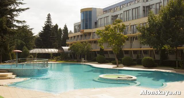 отель корал святой константин и елена