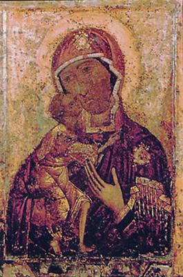 Фёдоровская икона Божией Матери