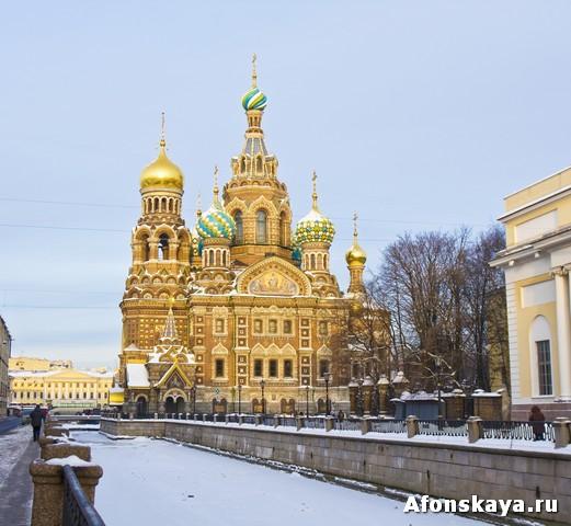 Храм Воскресения Христова Спас на крови, Санкт-Петербург