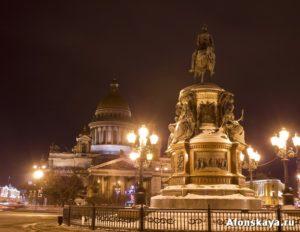 памятник Николаю Первому, Санкт-Петербург
