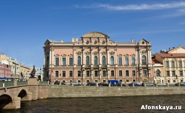 Дворец Белосельских-Белозёрских, Санкт-Петербург
