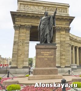 памятник Кутузову, Санкт-Петербург