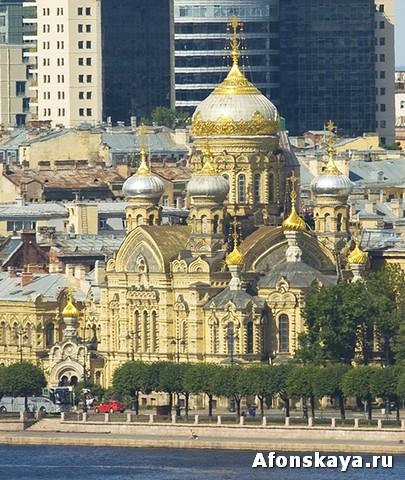 Церковь Успения Богородицы на Васильевском острове