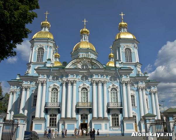 Николо-Богоявленский морской собор