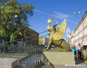 Петербург Банковский мост