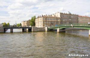 Петербург мосты