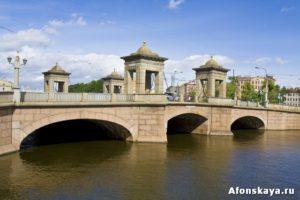 Петербург Старокалинкин мост