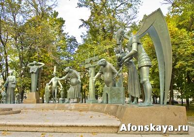 памятник дети жертвы пороков взрослых москва