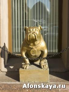 скульптуры собак москва садовое кольцо