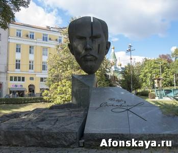 София, Болгария, памятник Стамболову